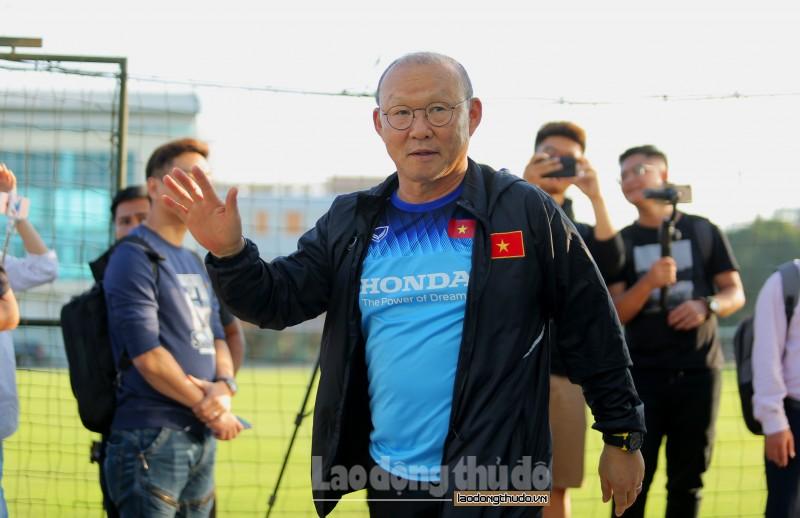 VFF và Huấn luyện viên Park Hang Seo thống nhất gia hạn hợp đồng