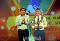Quang Hải cùng Câu lạc bộ Hà Nội có mùa bóng bội thu
