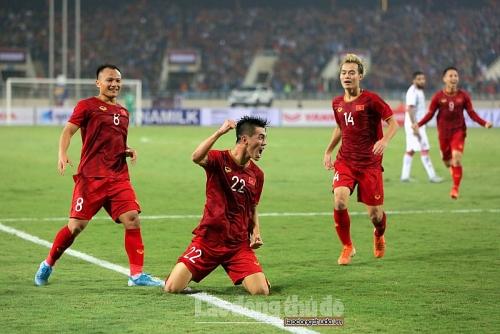Trận giao hữu giữa Việt Nam và Kyrgyzstan sẽ diễn ra tại sân Gò Đậu