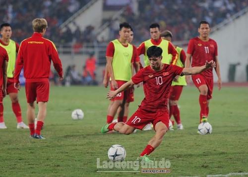 Thầy Park chia tay thêm 2 học trò trước khi đối đầu Thái Lan