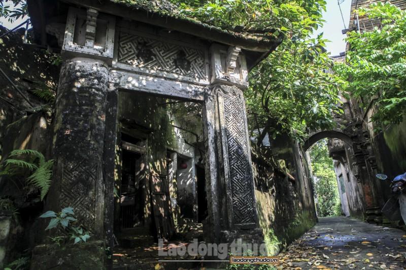 Về thăm ngôi làng 500 tuổi ở Hà Nội
