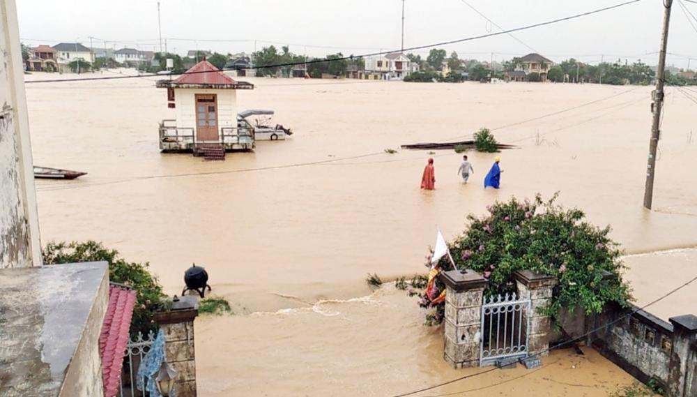 AFF gửi thư chia sẻ, động viên người dân Việt Nam trong vùng bị ảnh hưởng bão lũ