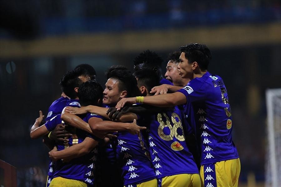 Bỏ lại Sài Gòn, Hà Nội FC tiếp tục cuộc đua vô địch