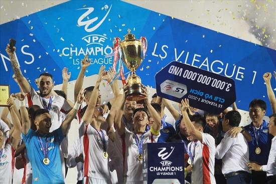 Chủ tịch AFC gửi thư chúc mừng Viettel đăng quang ngôi vô địch V-League 2020