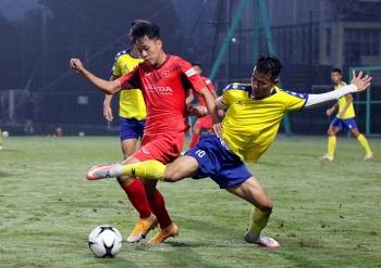Đội tuyển U22 Việt Nam có chiến thắng giòn giã