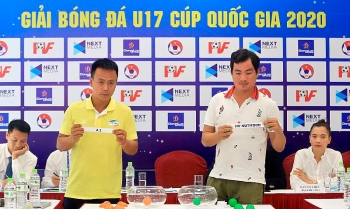 Sắp khởi tranh Vòng chung kết giải bóng đá U17 Cúp Quốc gia 2020
