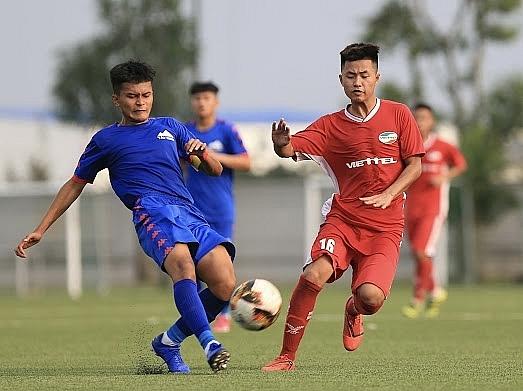Giải bóng đá U17 Cúp Quốc gia 2020: Chủ nhà PVF thắng đậm ngày ra quân