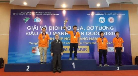 Giải cờ vua đấu thủ mạnh toàn quốc – Cúp Nam Á Bank: Đức Hòa, Mai Hưng không có đối thủ