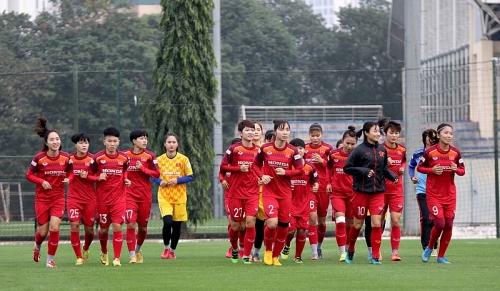 Đội tuyển nữ Việt Nam rộng cửa vào Olympic Tokyo 2020