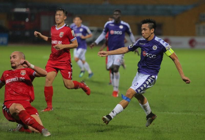 Hà Nội sẽ gặp lại Nam Định ngay vòng đầu tiên V-League 2020