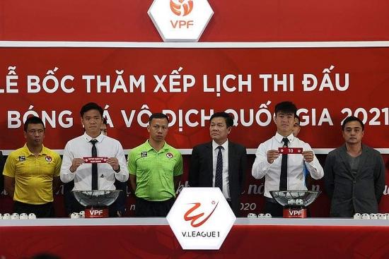V-League 2021: Viettel tiếp đón Hải Phòng, Hà Nội làm khách sân Thiên Trường