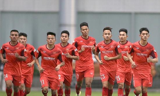Huấn luyện viên Park triệu tập dàn sao trẻ cho U22 chuẩn bị đối đấu tuyển quốc gia