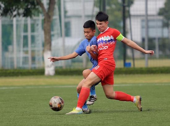U15 Thành phố Hồ Chí Minh có chiến thắng đầu tiên