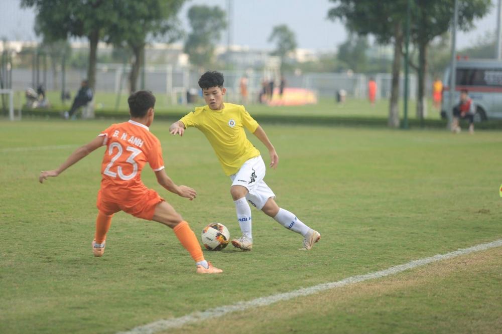 U15 SHB Đà Nẵng giành hạng 3