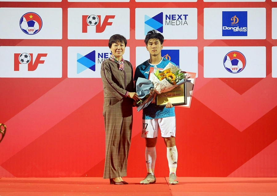 PVF vô địch Vòng chung kết U15 Cúp Quốc gia 2020