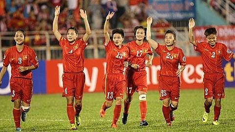 Tuyển bóng đá nữ Quốc gia sẽ mở đầu đợt tập luyện trong năm 2021
