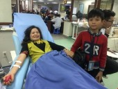 Cập nhật thông tin về tình hình thiếu máu nhóm O