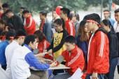 Hàng nghìn người tham gia hiến máu trong ngày Chủ nhật đỏ lần thứ X