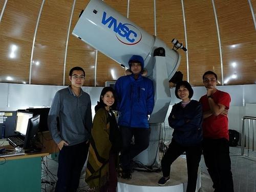 Nữ khoa học trẻ và thành tựu vệ tinh 'made in Viet Nam'
