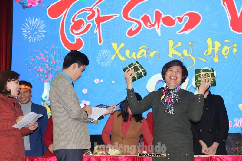 LĐLĐ huyện Ứng Hòa: Ấm áp Tết sum vầy 2019