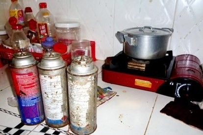 Phẫu thuật kịp thời cho bệnh nhân bị bỏng do bình ga mini phát nổ khi nấu ăn