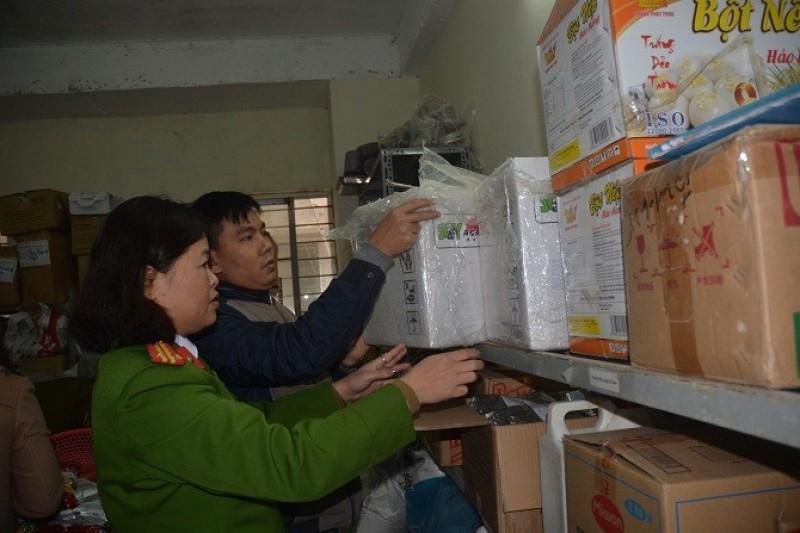Kiểm soát chặt chẽ tình trạng buôn bán, sử dụng phụ gia thực phẩm