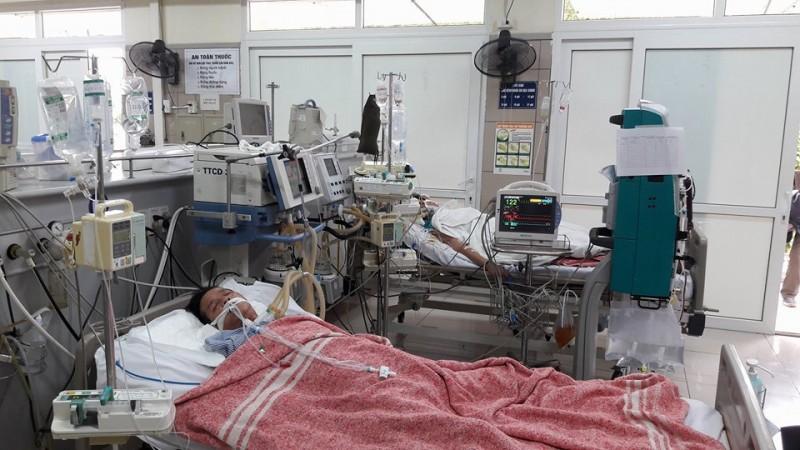 Bệnh viện Bạch Mai: Gia tăng đột biến nạn nhân ngộ độc thuốc diệt cỏ vào dịp Tết
