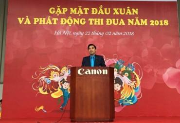 LĐLĐ huyện Thạch Thất: Thực hiện tốt kỷ cương hành chính sau Tết