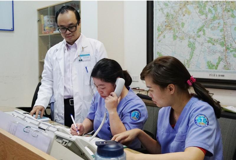 Các bệnh viện sẵn sàng với công tác cấp cứu trong Tết Nguyên đán Kỷ Hợi