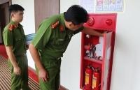 Đảm bảo an toàn phòng cháy chữa cháy dịp tết Nguyên đán Kỷ Hợi