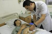 Phẫu thuật thành công cho bệnh nhân thủng ruột non vì nuốt xương cá