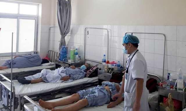 Gia tăng bệnh nhân nhập viện do bệnh sởi