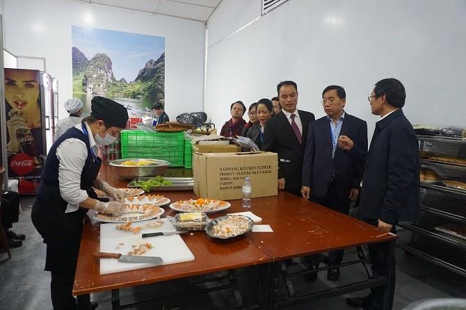 Đảm bảo an toàn thực phẩm phục vụ Hội nghị Thượng đỉnh Mỹ- Triều
