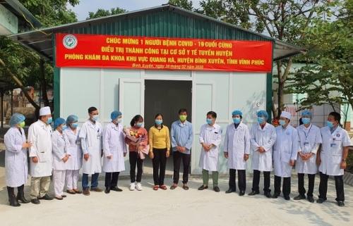 Bệnh nhân thứ 16 mắc Covid-19 ở Việt Nam được xuất viện