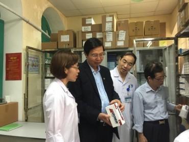 Sở Y tế: Tăng cường kiểm tra các nhà thuốc của bệnh viện