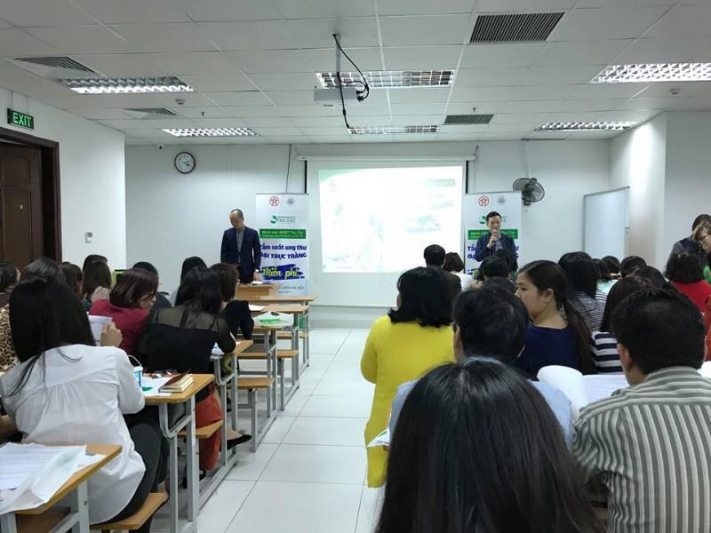 Hà Nội mở rộng tầm soát ung thư đại trực tràng miễn phí cho người dân