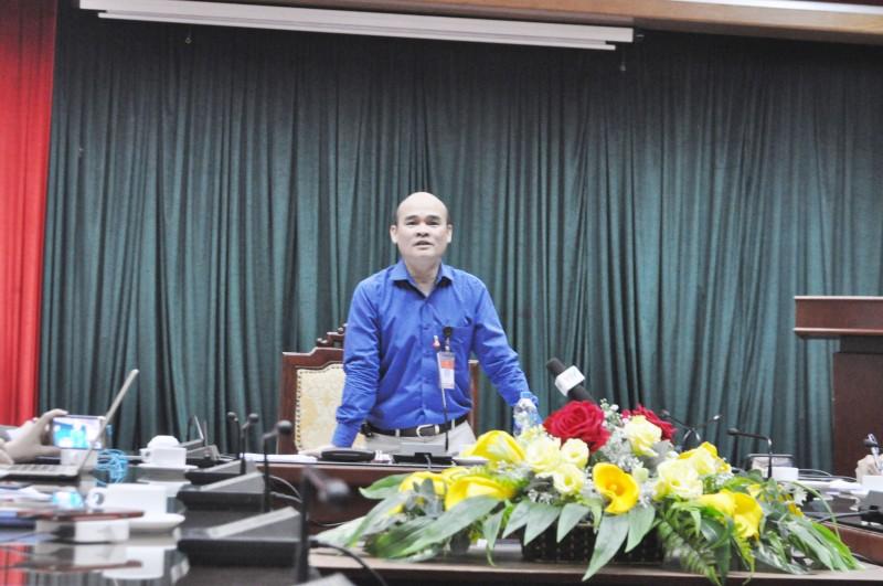 Bộ Y tế thông tin về việc bác sĩ Hoàng Công Lương bị truy tố