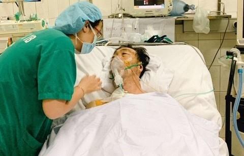 Cứu du khách Nhật Bản bị biến chứng tim mạch nguy kịch