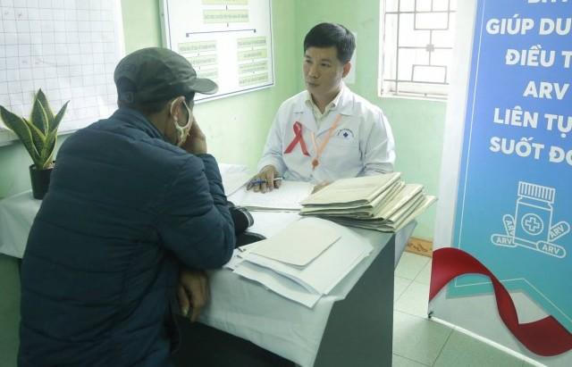 115 nghìn bệnh nhân nhiễm HIV đã được nhận thuốc ARV từ nguồn bảo hiểm y tế
