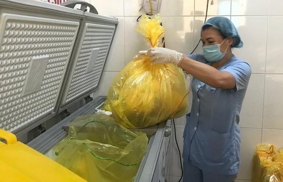 Hà Nội tăng cường quản lý chất thải y tế