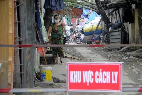 Hà Nội đang giám sát y tế tại cộng đồng 7.359 người