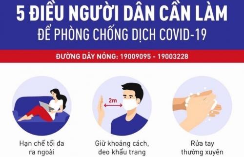 Việt Nam ghi nhận bệnh nhân thứ 227 mắc Covid-19