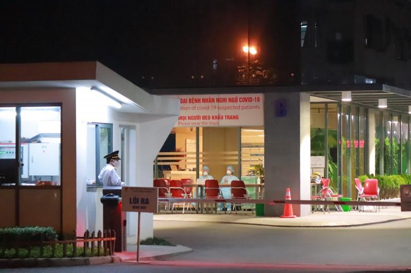 Hơn 5.000 mẫu xét nghiệm tại Bệnh viện Bạch Mai âm tính với Covid-19