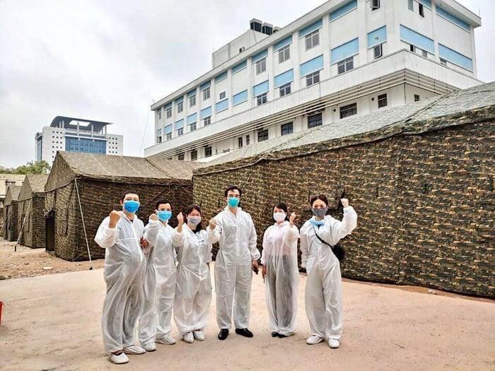 Bệnh viện Bạch Mai tiếp tục tiếp nhận bệnh nhân nặng