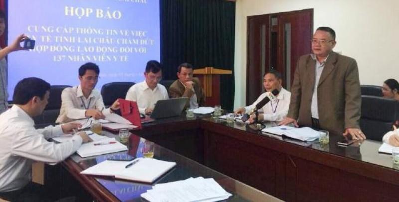 Bộ Y tế: Yêu cầu báo cáo vụ 137 nhân viên y tế bị chấm dứt hợp đồng lao động