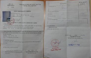 Bị tố bán giấy khám sức khỏe: Bệnh viện E khẳng định thông tin hoàn toàn giả mạo