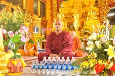 Đặc sắc Tết Chôl Chnăm Thmây của đồng bào Khmer ở Thủ đô