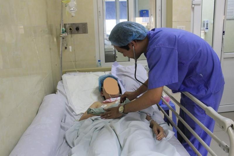 Bệnh viện E: Cấp cứu thành công bệnh nhân bị dị dạng mạch máu nguy hiểm