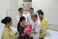 Kỳ tích sản phụ mắc tim bẩm sinh đã sinh con thành công