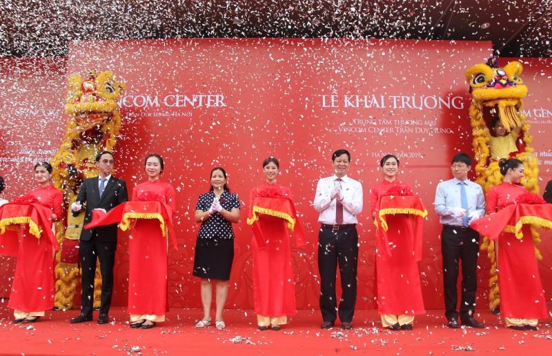Vincom Center Trần Duy Hưng: Thiên đường mua sắm mới tại Hà Nội